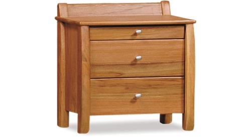Aurora Bedside - 2 Drawer