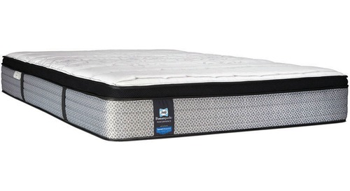 Sealy Performance Vancouver Plush -          Double Mattress Only