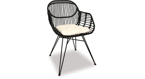 Alfresco Deia Rattan Dining Chair