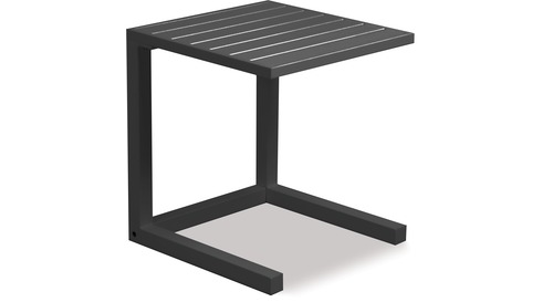 Boston 450 Square Outdoor Side Table